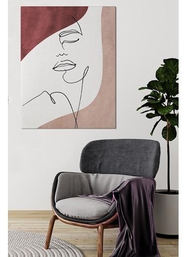 MarkaEv Canvas Modern Tablo 0189 Renkli